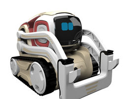 Anki Cozmo Best Robot Toy 3D Model pet