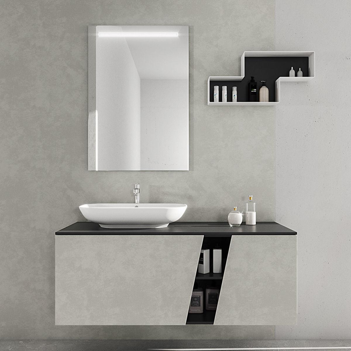 3D Bathroom furniture set Arcom eLy 2 | CGTrader