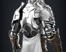 iron armor 3D printable model