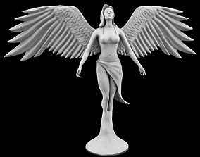 Statue of Angel 3D