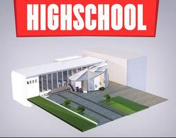 HIGHSCHOOL 3D