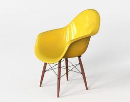 Chair 3D chair detailed