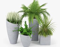 Concrete Plant 3D model