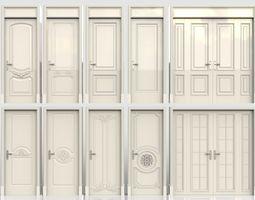 3D model Modern Professional Door Collection