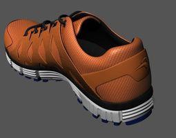 SportShoe 3D model