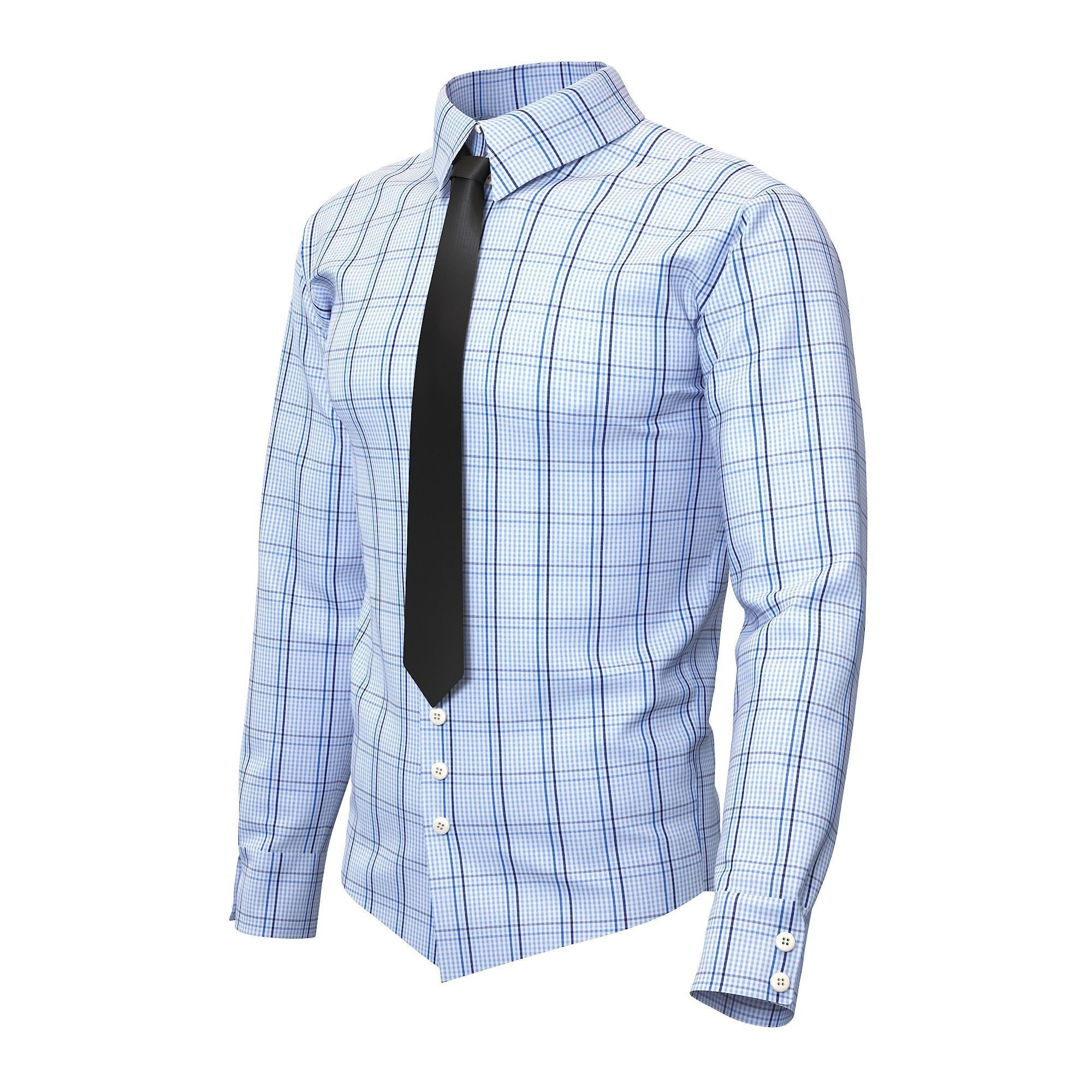 Men Shirts with Tie