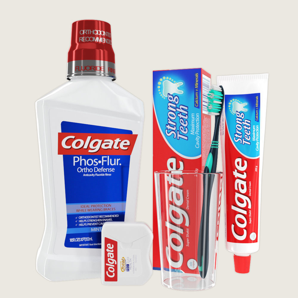 Oral Hygiene Collection