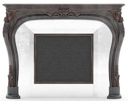 Fireplace Roberto Giovannini 1363 3D