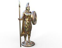 Leonidas Statue 3D printable model