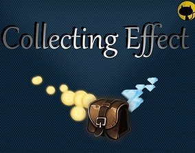 Collecting Effect 3D model
