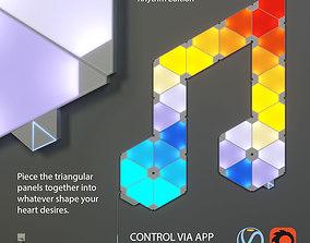 3D Nanoleaf - Light Panels
