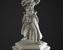 soldier of the high elves 3D print model
