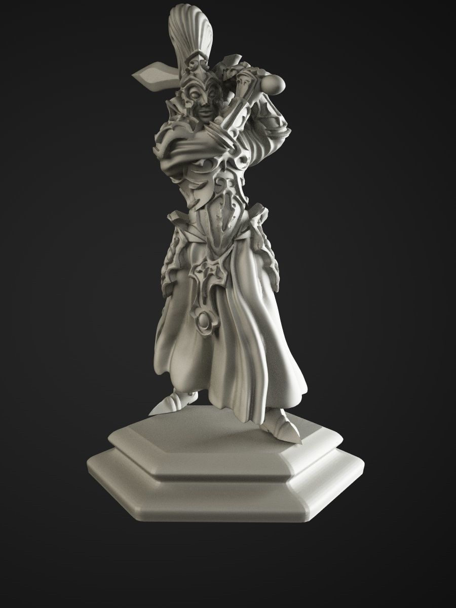 soldier of the high elves