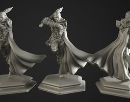 3D printable model the lord of the elves