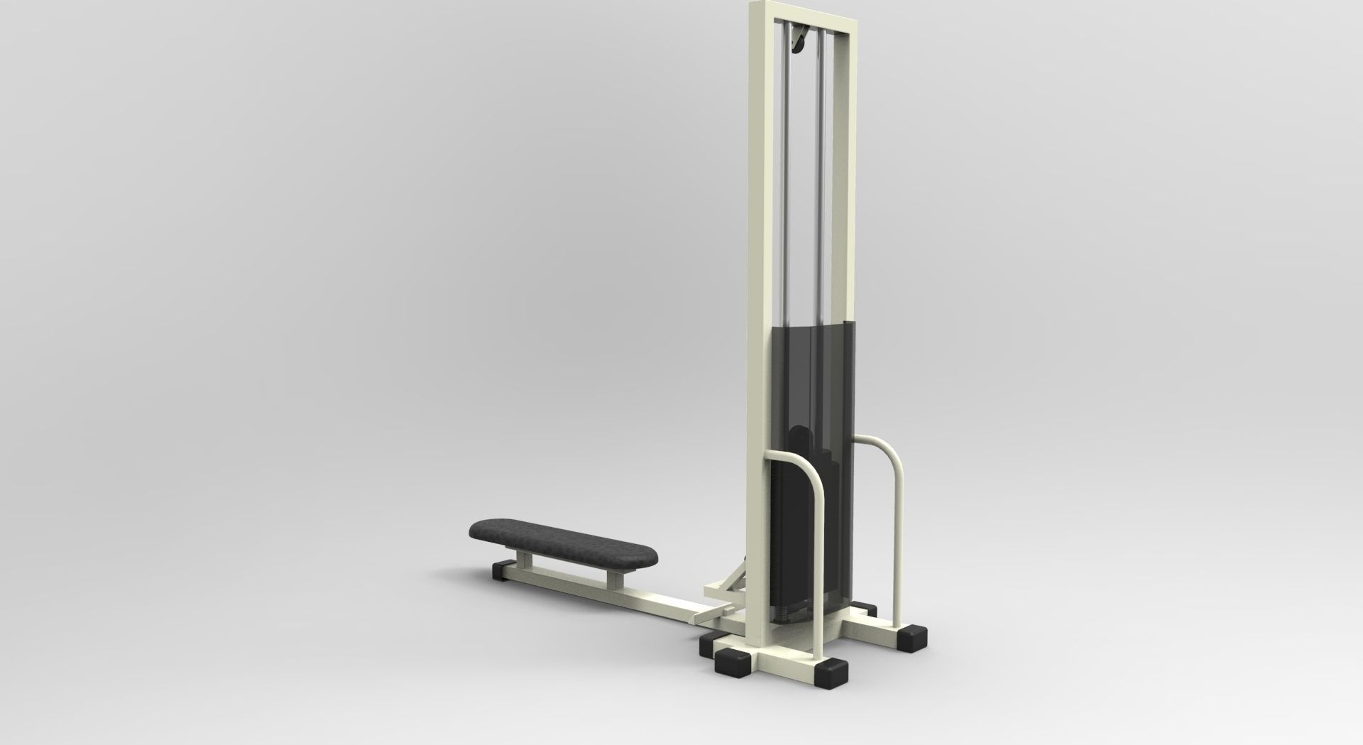 seated cable row machine for sale
