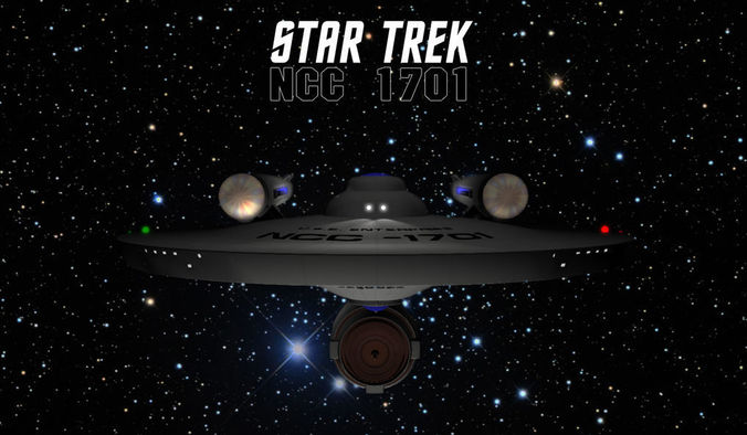 NCC1701 with the windows cut out