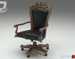 3d caelia swivel armchair