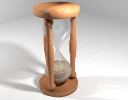 Hourglass - Type 1 3D