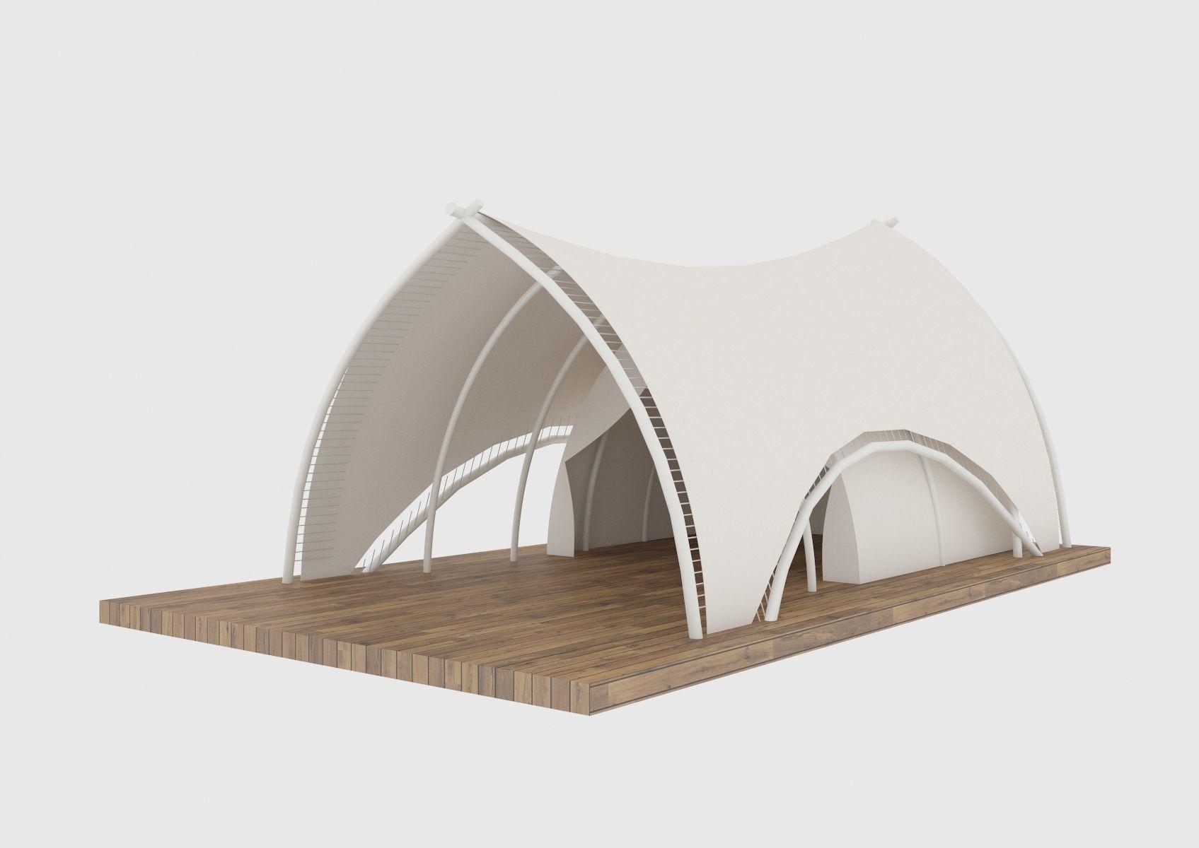 camping opera tent