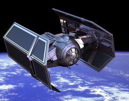 3D Vader Tide Fighter