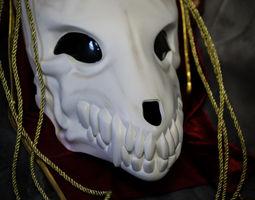 Elias Ainsworth Mask - The Ancient Magus 3D print model