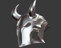 3D print model Blood Moon Jhin Mask League of Legends 1