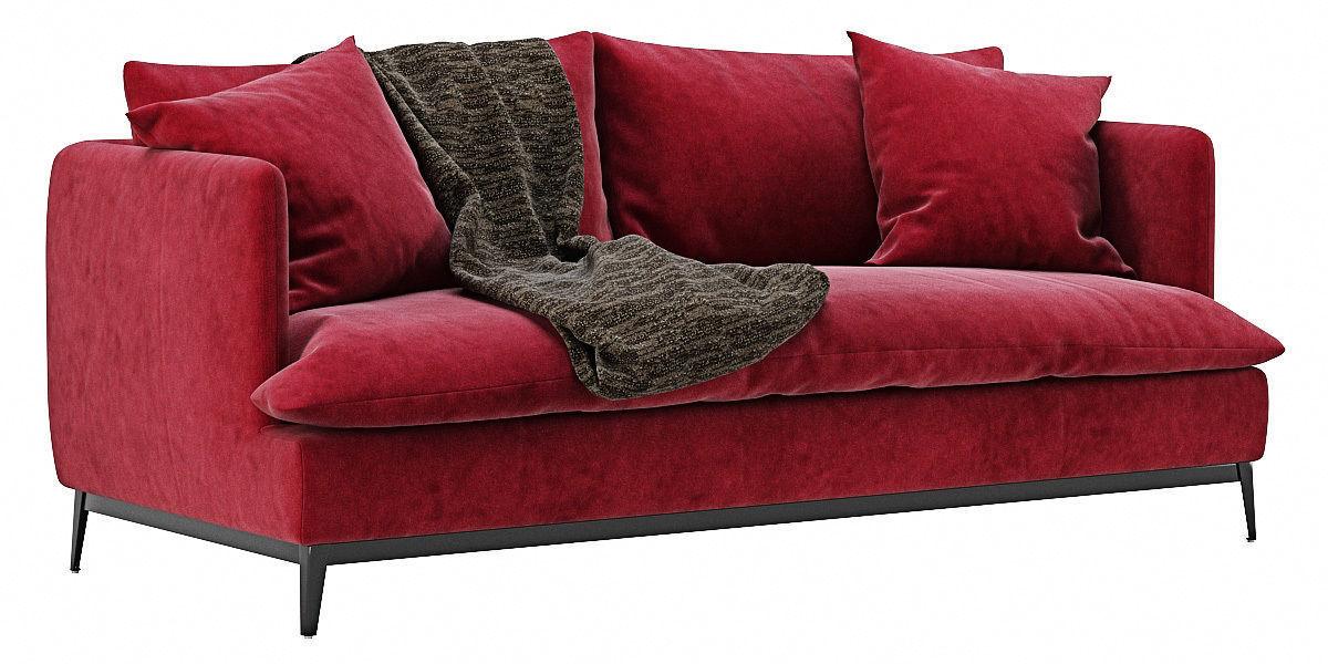 Lewis Classic Sofa | 3D model