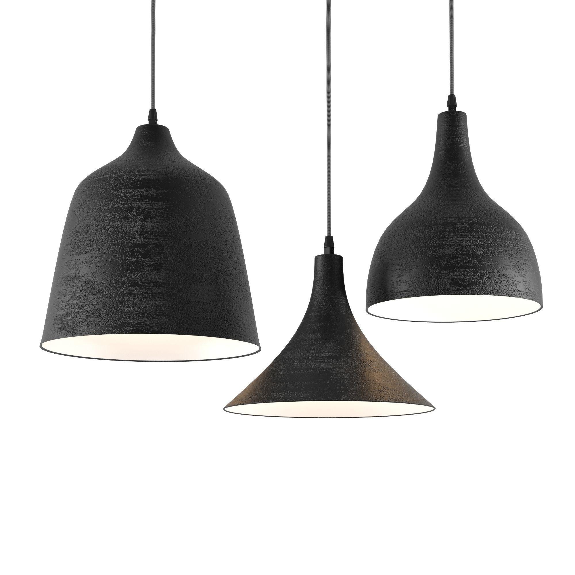 T-Black lamps KARMAN