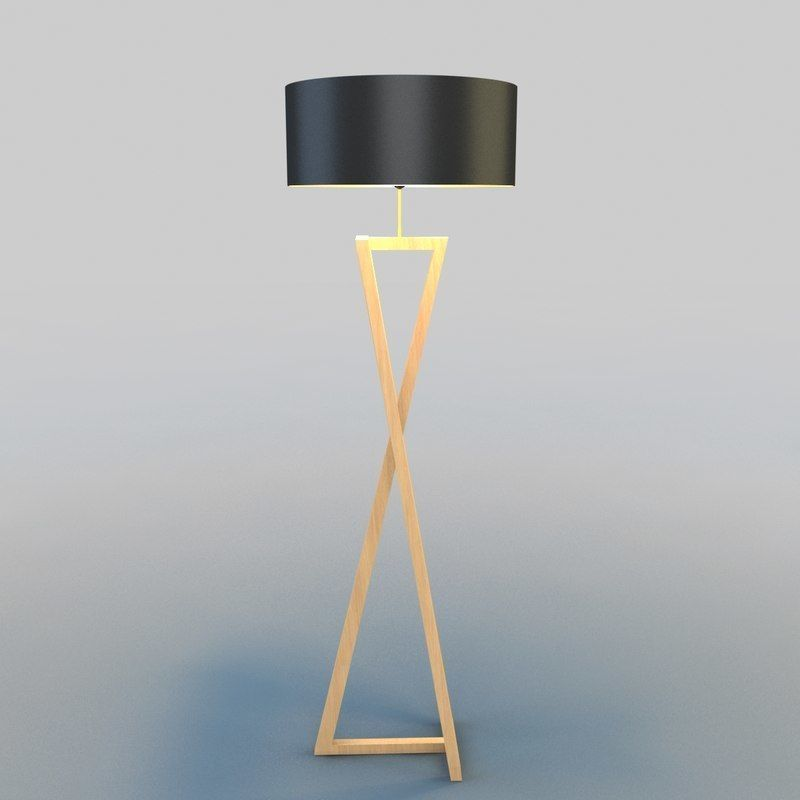 Model Modern Floor Lamp Furniture