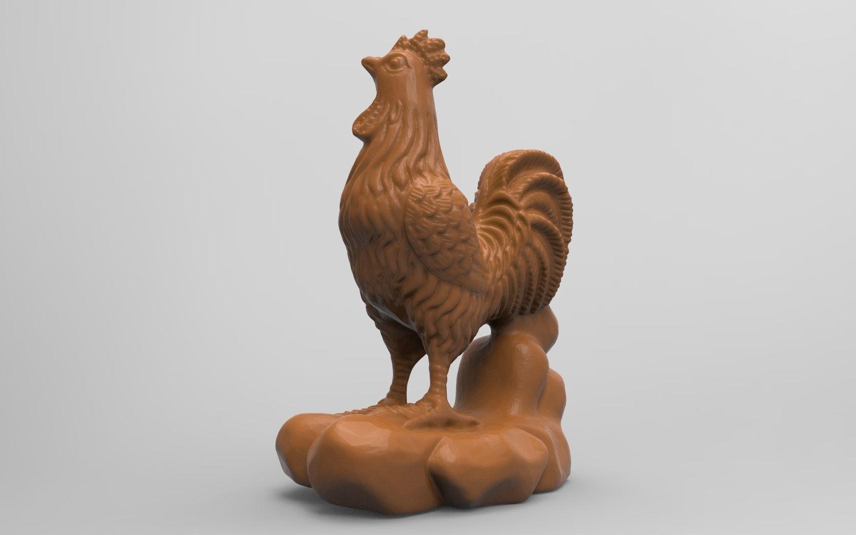 cock model | cgtrader