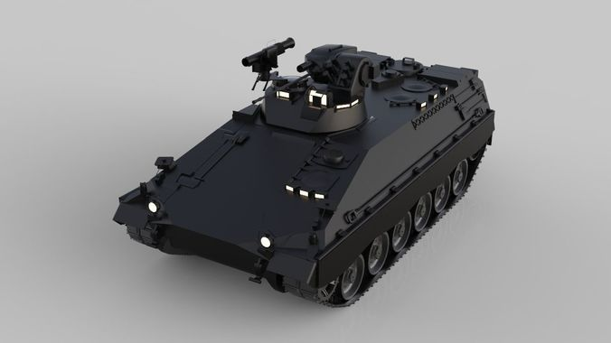 Fiorin 45 - World War 2 Tanks | 3D model