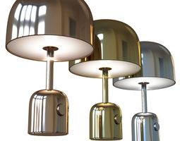 3D model Tom Dixon Bell Table Lamp