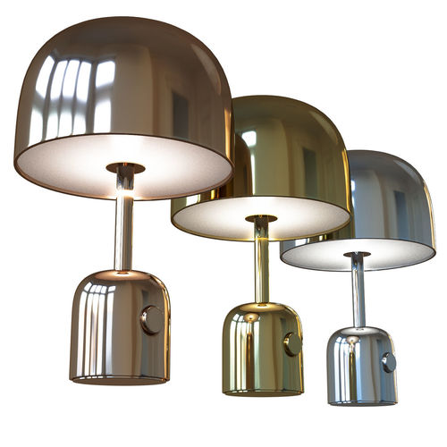 3d Model Tom Dixon Bell Table Lamp Cgtrader
