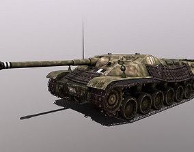 44M Tas Hungarian Tank Destroyer 3D model