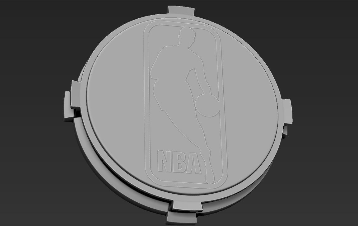 Decorative NBA Base Stand for figurines