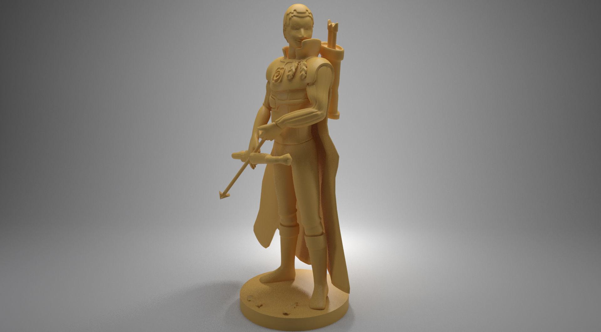 archer miniature
