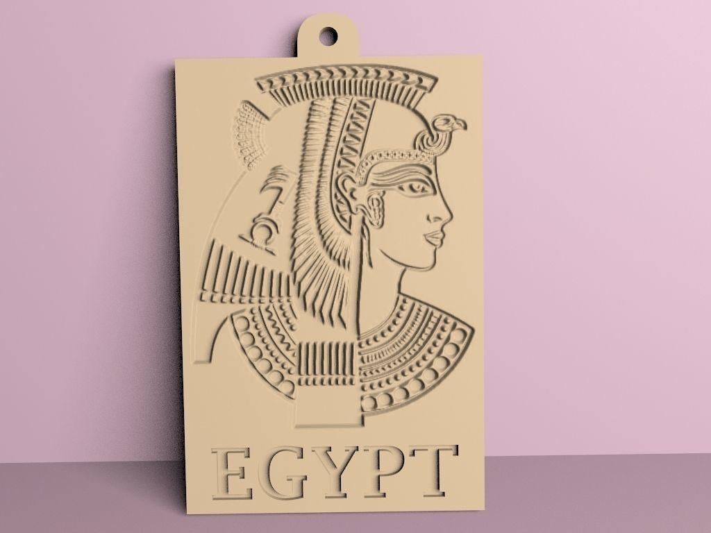 cleopatra medallion