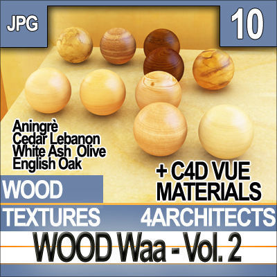 Wood and Materials Vol 2