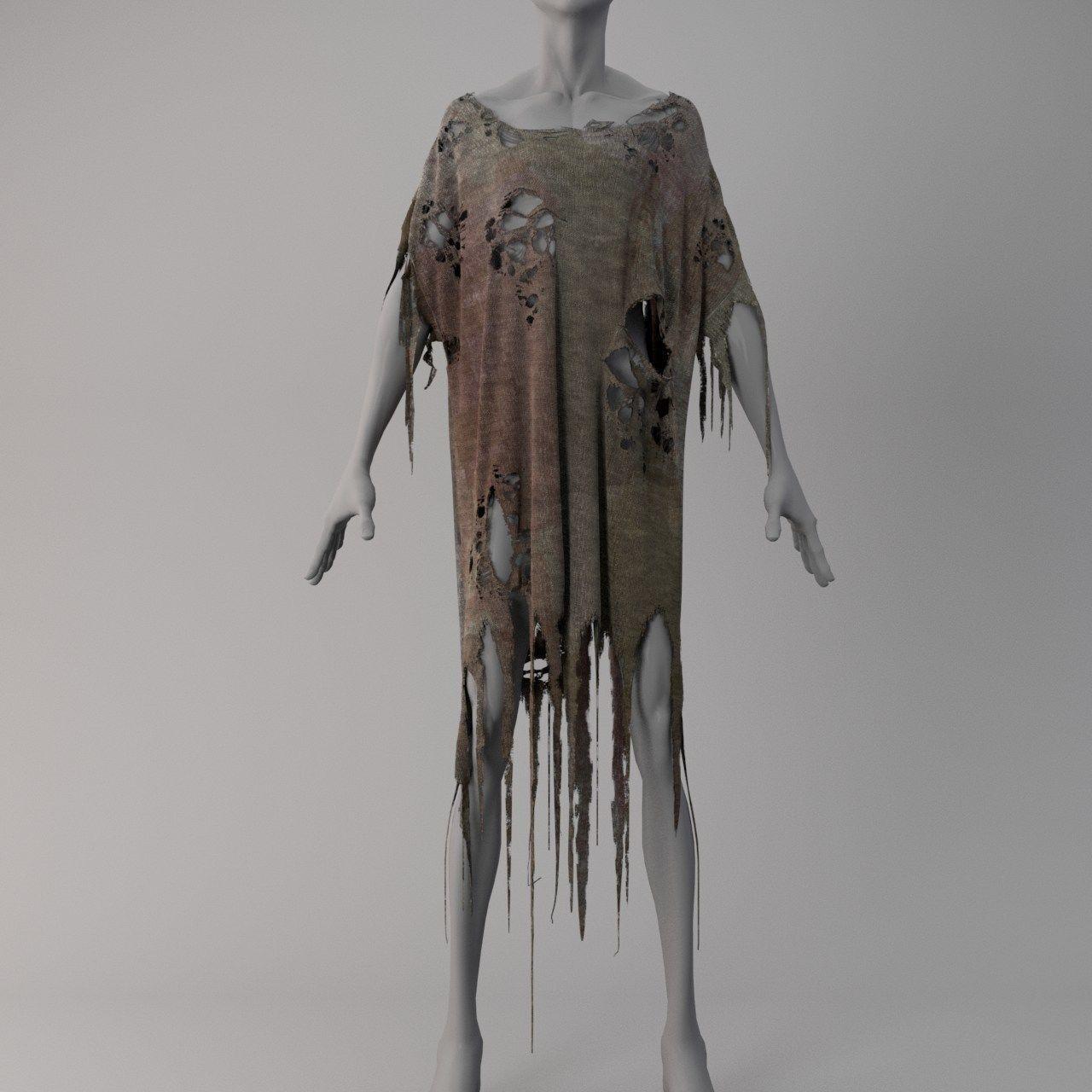 Zombie Cloth