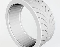3D printable model Drift tire