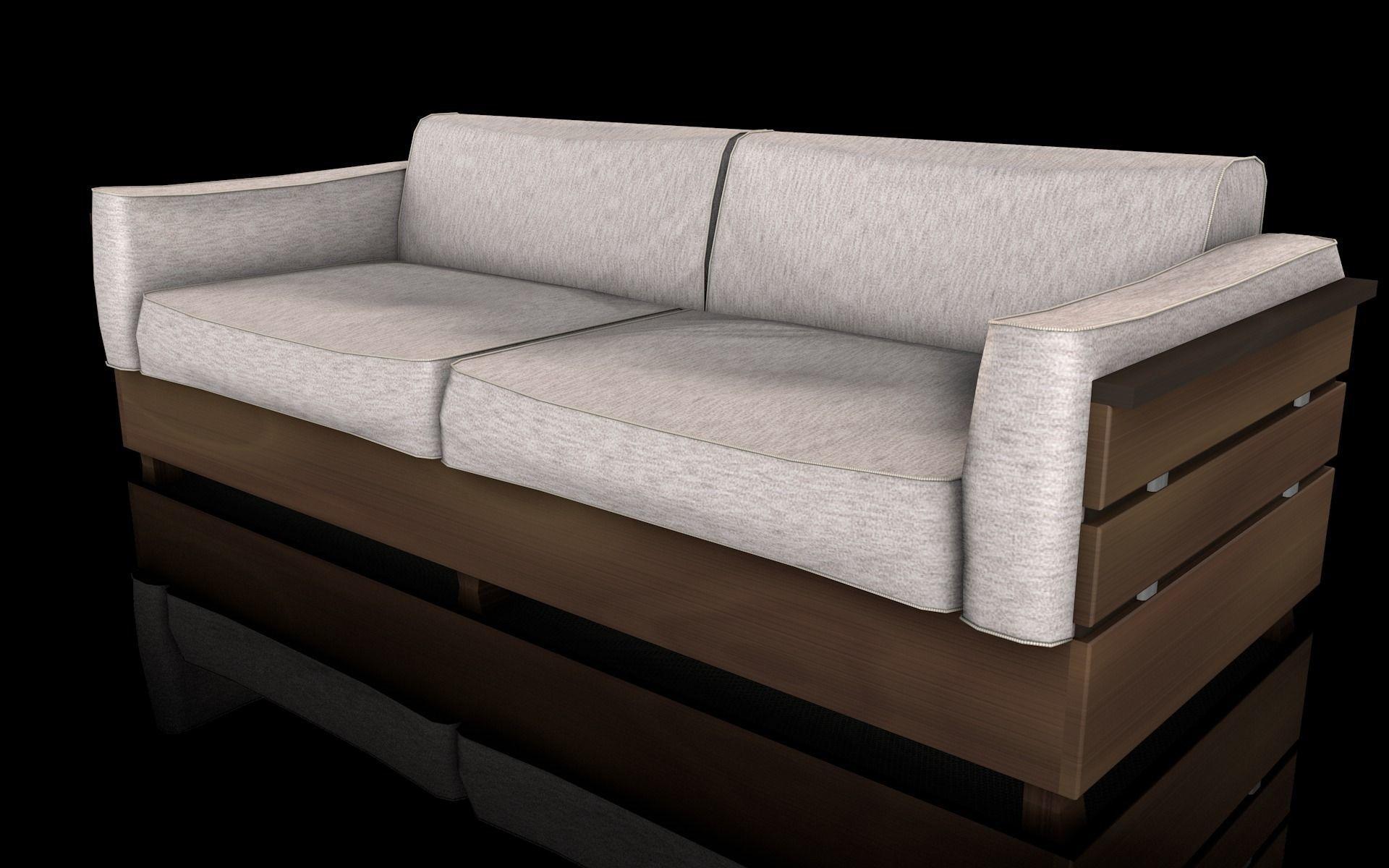 Sofa Estofado