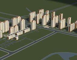 skyscraper reichstag Architecture 3D