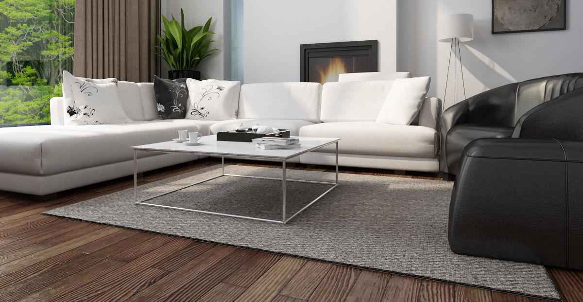 natuzzi sofa 3d model max 1 - Natuzzi Sofa