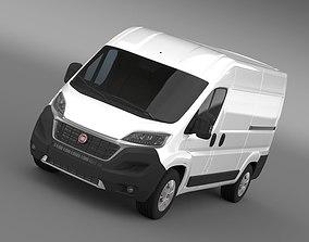 Fiat Ducato Van L2H2 2015 3D
