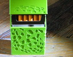 CIGARETTE PACKAGE CASE 3D printable model