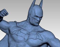 Batman Statue 3D Printable gotham