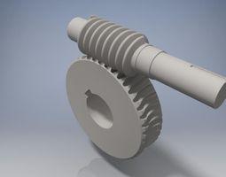 Gear Motion 3D model