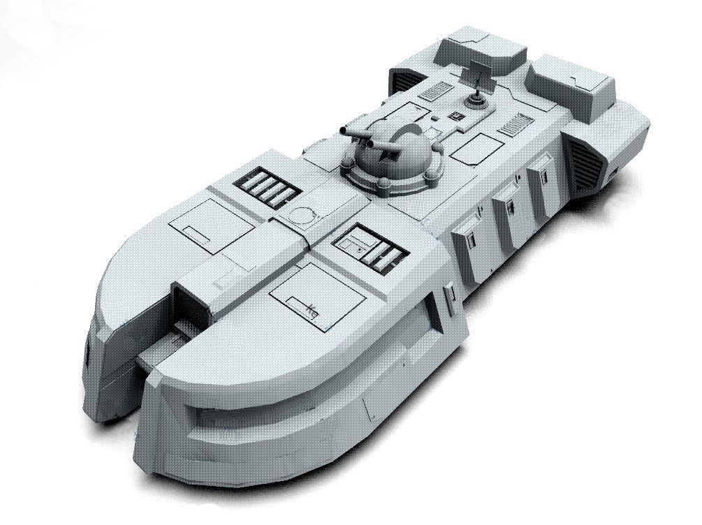 Star Wars - ITT Imperial Troop Transport