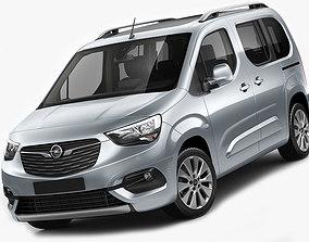Opel Combo Life 3D