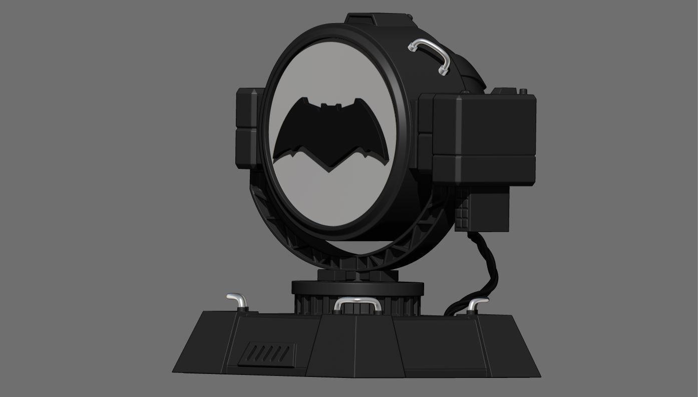 Signal Night Light Base for Batman - Superman  - Justice League